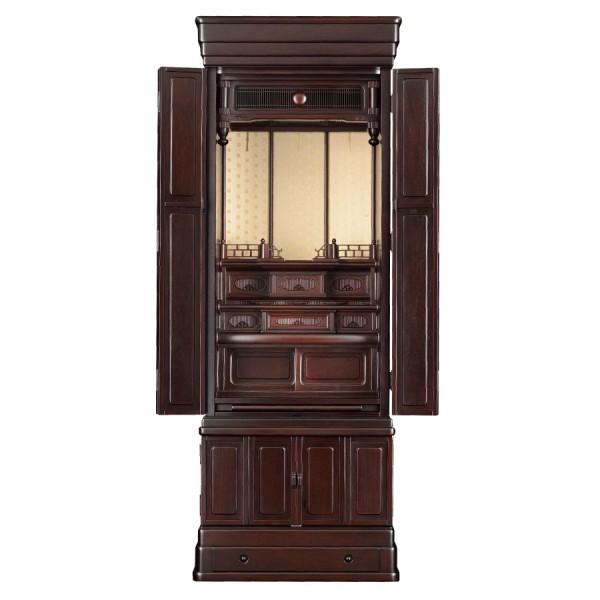 特選オリジナル仏壇「序」一枚扉 ー 正面