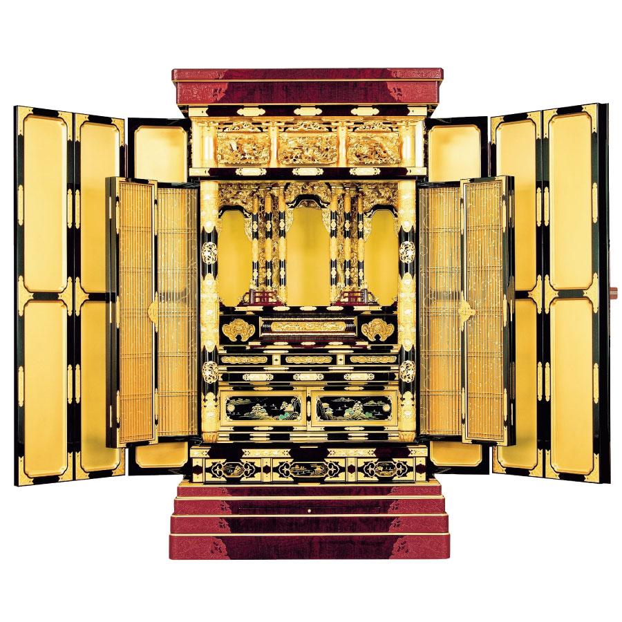 三方開き 大型金仏壇