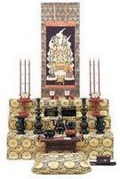 祭壇仏具一例