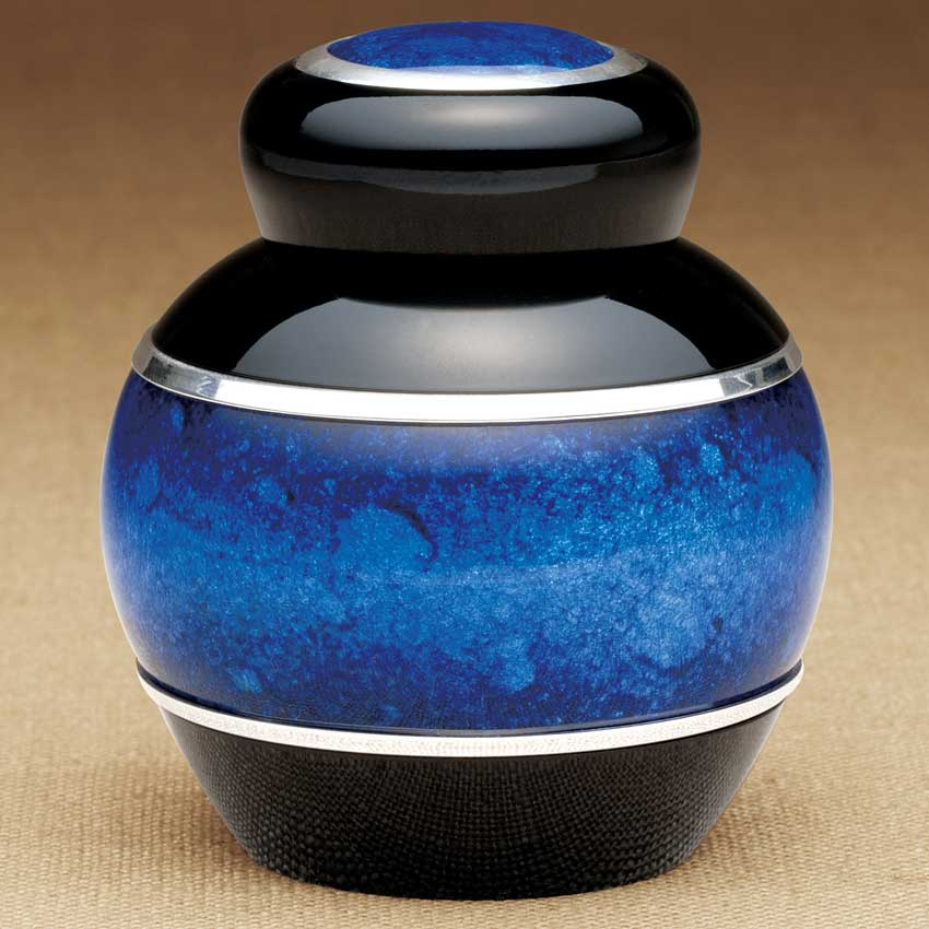 Soul Petit Pot(分骨壺)・まとう 七宝瑠璃